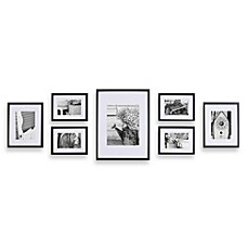 Wall Gallery Frame Set gallery perfect 7-piece frame set - bed bath & beyond
