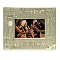 Girls Night Out 4-Inch x 6-Inch Sentiment Frame