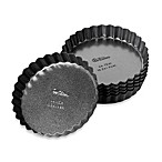 Wilton® Advance® 4-Inch Tart and Quiche Pans (Set of 6)