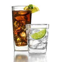 Dailyware™ City Glass 16-Piece Drinkware Set