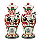 Spode® Christmas Tree Peppermint Nutcracker Salt and Pepper Shakers