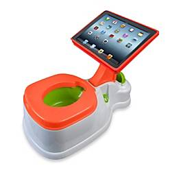 product image for CTA Digital 2-in-1 iPotty with Activity Seat for iPad®