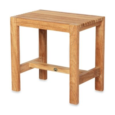 Buy Bathroom Bench from Bed Bath & Beyond