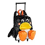 Kids Pull-Along Penguin Trolley and Backpack