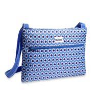Crossbody Tab Bag in Blue