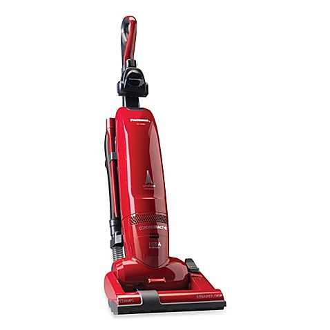 Panasonic 174 Performance Plus Platinum Upright Vacuum Bed