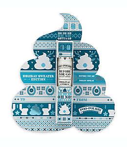 Poo-Pourri® Bow and Go Gift Box Desodorante en aerosol para inodoro, 59.14 mL (2 oz) aroma Original Citrus