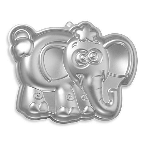 Wilton Elephant Cake Pan Instructions