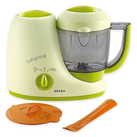 Beaba 174 Babycook Baby Food Maker In Sorbet Bed Bath Amp Beyond