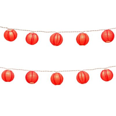 String Of Red Lantern Lights : Buy Decorative String Lighting from Bed Bath & Beyond
