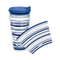 Tervis® Stripe Lapis Fiesta® 24-Ounce Wrap Tumbler with Lid