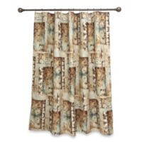 Birch Reflections 70-Inch x 72-Inch Shower Curtain