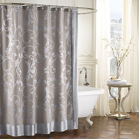 Bathroom Windows Adelaide palais royale™ adelaide shower curtain - bed bath & beyond