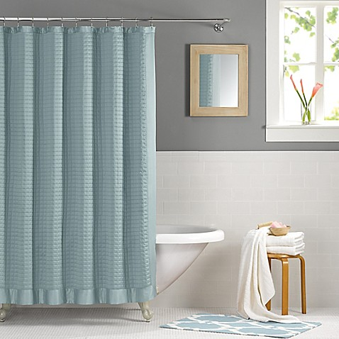 Buy Real Simple Retreat 72 Inch x 84 Inch Shower Curtain