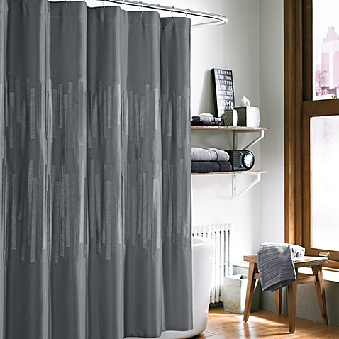 kenneth cole curtains kenneth cole reaction home shower curtain in grey 124