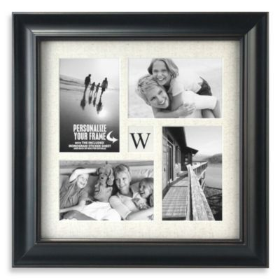 Buy 4 Opening Collage Frame from Bed Bath & Beyond
