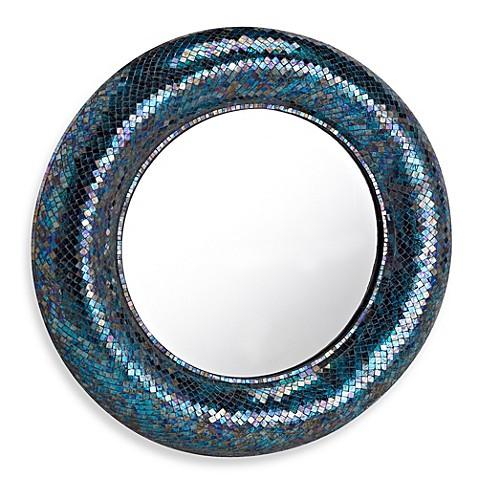 Turquoise Mosaic Mirror Bed Bath Beyond