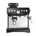 Breville® The Barista Express™ BES870BSXL Espresso Machine in Black Sesame