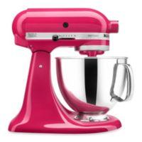 KitchenAid® Artisan® 5 qt. Stand Mixer in Cranberry