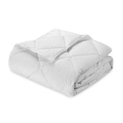 robin wilson home lightweight warmth down alternative twin comforter