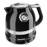 KitchenAid® Pro Line™ 1.5 Liter Electric Kettle in Black
