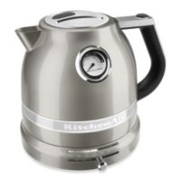KitchenAid® Pro Line™ 1.5 Liter Electric Kettle in Silver