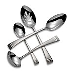 Lenox® Federal Platinum Frosted 4-Piece Hostess Set