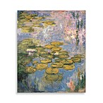 PrintCopia Collection Monet,  Nympheas, 1916-19  24-Inch x 20-Inch Canvas Print