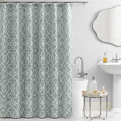 Vue 174 Signature Iron Gates Shower Curtain Bed Bath Amp Beyond