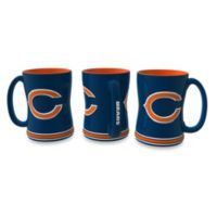 NFL Chicago Bears Ceramic Sculpted Relief Mug