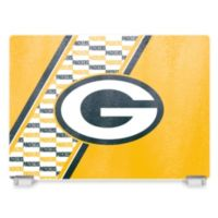 NFL Green Bay Packers Tempered Glass Cutting Board