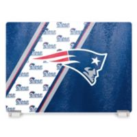 NFL New England Patriots Tempered Glass Cutting Board