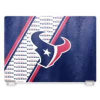 NFL Houston Texans Tempered Glass Cutting Board