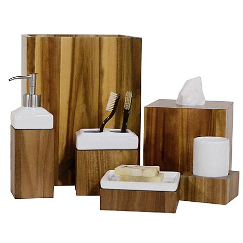 Ravine collection bathroom accessories bed bath beyond for C bhogilal bathroom accessories
