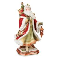 Fitz and Floyd® Damask Holiday Santa Figurine