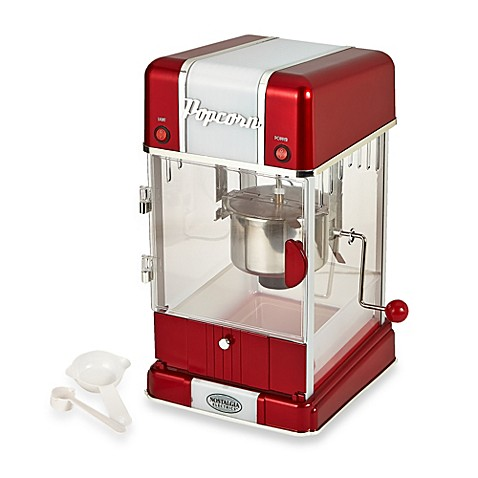 Bed Bath And Beyond Nostalgia Popcorn Maker