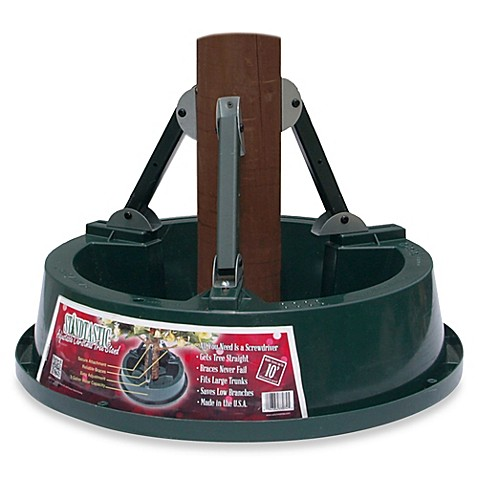 Standtastic Heavy Duty Christmas Tree Stand For Trees Up