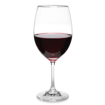 Buy Red Wine Glass From Bed Bath Beyond