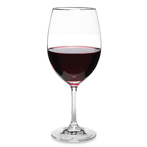 Oenophilia Crystal Big Red Wine Glasses Set Of 6 Bed