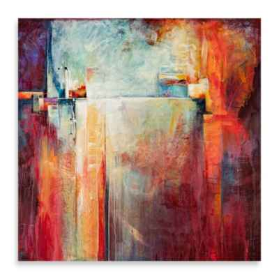 "Karen Hale ""Energized"" Canvas Print"