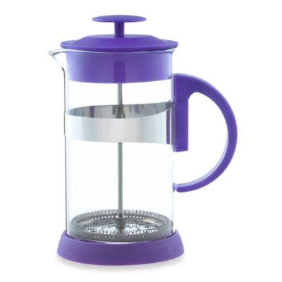 Grosche Zurich 8 Cup French Press In Purple