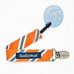 BooginHead® PaciGrip in Orange Stripes