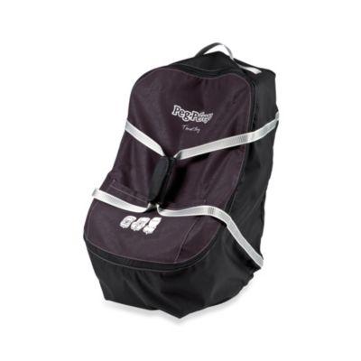 Travel Accessories Peg Perego Car Seat Bag In Black