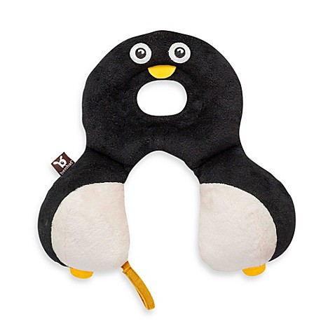 benbat travel friends penguin infant head neck support buybuy baby. Black Bedroom Furniture Sets. Home Design Ideas