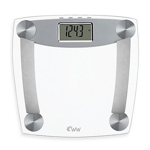 Weight Watchers 174 By Conair Glass Body Analysis Bathroom