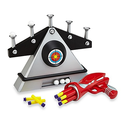 Floating Target Shooting Gallery Toy Game