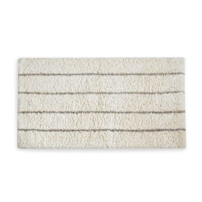 Delicieux Sheer Bliss Gold Bath Rug