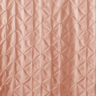Product Image For Noelle Pintuck Shower Curtains In Peach 2 Out Of