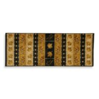 Bacova Southview 1-Foot 8-Inch x 4-Foot 11-Inch Area Rug in Gold/Black