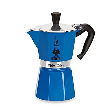 Bialetti 174 Moka Express Stovetop Espresso 6 Cup Coffee